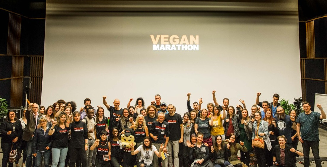 Colloque Vegan Marathon
